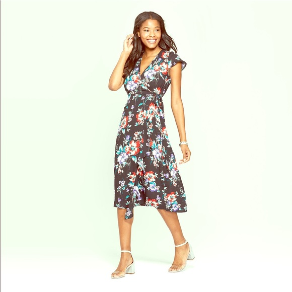Target Dresses & Skirts - Floral dress